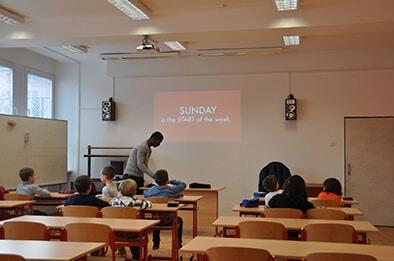 Svět vzdělání - vyuka